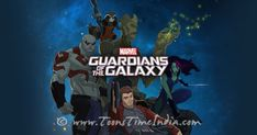 Guardians of The Galaxy Season 1  The Guardians of the Galaxy team consists of Star-Lord Gamora Drax the Destroyer Rocket Raccoon and Groot. They have obtained an artifact called the Spartaxian CryptoCube that is tied to the Spartax race. Inside is a map leading to the Cosmic Seed.  The Cosmic Seed is a powerful weapon that is capable of creating a new universe. The Guardians of the Galaxy must find and destroy the Cosmic Seed before it can wind up in the hands of Thanos his minions Ronan…