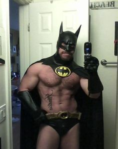 I have a bat signal for him!!!!