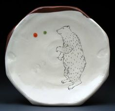 A plate a day: Ayumi Horie http://aplateaday.blogspot.com/search?q=horie