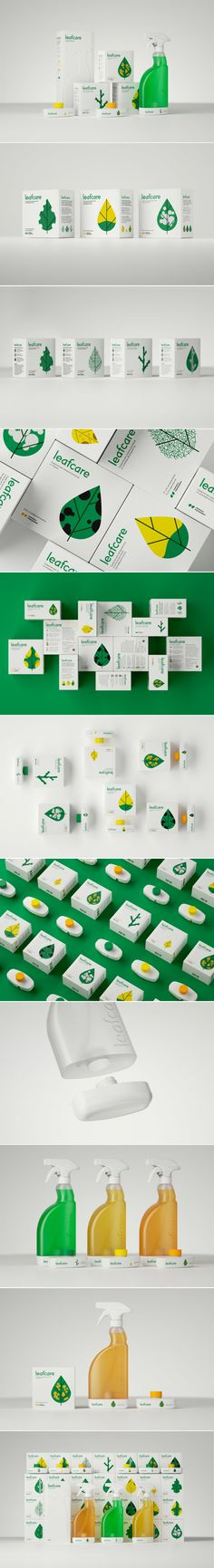 This Garden Care Concept Comes With Beautiful Flat-Style Graphics — The Dieline | Packaging & Branding Design & Innovation News