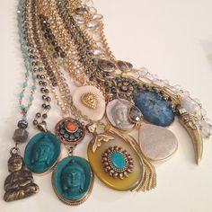 Bohemian Chic Necklaces
