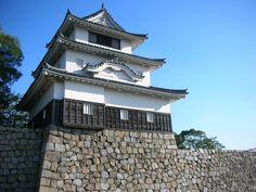 Marugame Castle Kagawa Japan
