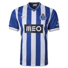 Porto 13/14 Home Soccer Jersey