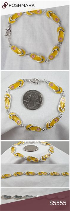 This Item can Ship Now! Opening Full Closet Soon! This Item can Ship Now! Opening Full Closet Soon! Fun costume jewelry! Handmade Bracelet. Lobster claw clasp. Coin for sizing comparison, Not included with jewelry. All Fun costume jewelry priced at $12 each, add to a Bundle. Submit Offer through Offer Button, 2 for $20, 3 for $24, 4 for $28 and we will happily accept your offer. (Bundle discount does NOT apply to Fun Costume Jewelry bundle, thank you for understanding) Jewelry Bracelets