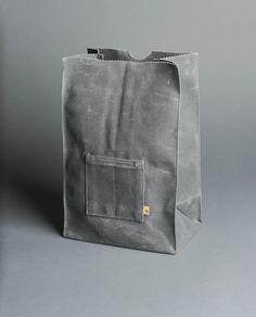 Waxed Canvas Marlowe Lunch Bag