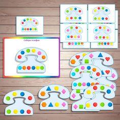 Дидактическая игра для детей 2–6 лет «Составь телефон» для дома или детского сада скачать для печати