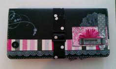 2011/03 : Atelier en ligne Porte Chéquier par Fanny