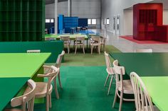 Combiwerk Delft Social Workplace by i29 interior architects