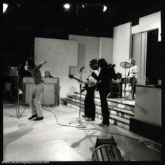 1160: The Rolling Stones 1968 Lot of 41 B/W Brian Jones Last TV Appearance Negatives With Full Rights - Store - Backstage Auctions, Inc.