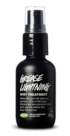 [  CURRENTLY IN MY BATHROOM  ] Grease Lightning spot treatment
