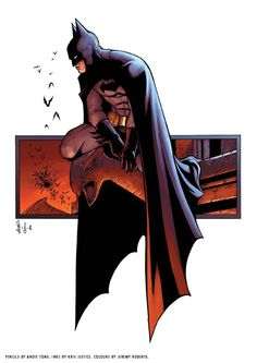 Batman by Andie Tong
