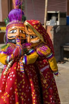 Jaipur, Rajasthan Estes dois moram cá em casa há vários anos...oferecidos pela sogra!!!