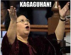 when in manila Crazy Funny Memes, Love Memes, Haha Funny, Hilarious, Memes Pinoy, Memes Tagalog, Filipino Quotes, Filipino Funny, Miriam Defensor Santiago
