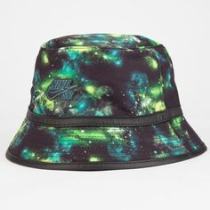 NIKE SB M Nebula Mens Bucket Hat - BLKCO - 724467-010. Adidas Bucket HatHats  For Big HeadsDope ... af70beebd47b