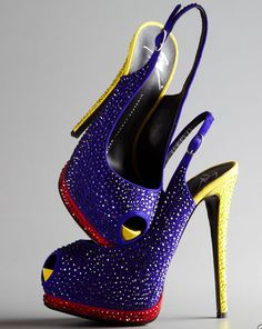 Guiseppe Zanotti~ need I say more?
