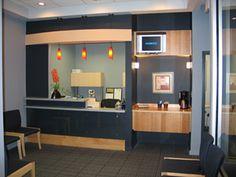 Interior Design of Healthcare Office