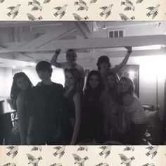 Chandler,Hana and Friends