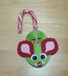 candy cane mouse | Candy Cane mouse | Christmas