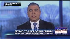 """""""There are … incredibly bad intentioned people who are left over from the Obama administration who are trying to do damage to him.""""  David Bossie, President Donald J. Trump's former deputy campaign manager, called for an Obama administration official to be subpoenaed after she admitted to colleagues that she tried to gather intelligence on Trump team ties to Russia. http://fxn.ws/2oC99Qb"""