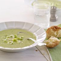 With just five easy-to-find ingredients, you can enjoy this fresh cooled soup recipe.