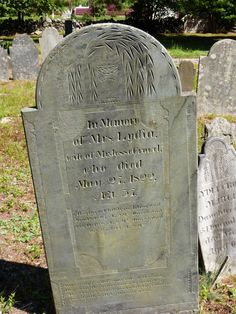 Nutfield Genealogy: Tombstone Tuesday ~ CROWD of Windham, New Hampshire #genealogy