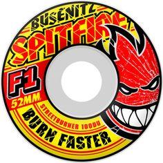 Roues Spitfire F1 Streetburners Fracture Dennis Busenitz 52mm 100A 45€ #wheels #wheel #roue #roues #rouesskate #roueskate #skatewheels #skatewheel #spitfire #spitfirewheels #boards #decks #planchedeskate #planchearoulette #skate #skateboard #skateboarding #streetshop #skateshop @April Cochran-Smith Gerald Skateshop