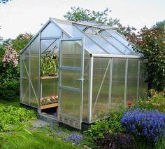 Tips como construir un invernadero casero para tu jardin.    www.arquigrafico.com