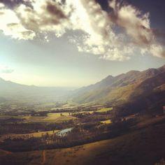 Franschhoek pass - South Africa