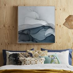 Harmony Navy Framed Canvas Wall Art by Temple & Webster. Get it now or find more All Wall Art at Temple & Webster. Canvas Frame, Canvas Wall Art, Canvas Prints, Art Terms, Wall Art For Sale, Picture Hangers, Colour Board, All Wall, Abstract Wall Art