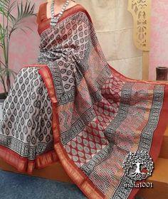 Traditional fabrics, handmade Jewellery, Arts and crafts made in India Indian Sarees, Silk Sarees, Saris, Formal Saree, Block Print Saree, Saree Models, Traditional Fabric, Ikkat Saree, Anarkali Dress