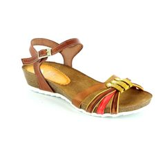 Get new summer sandals this season. These gorgeous warmed toned coloured leather sandals are made in brazil. With the strap around the ankle they are a must have! Buy your wedge sandals online now from www.beggshoes.com