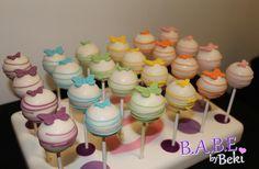 Butterfly cake pops www.BABEByBeki.com