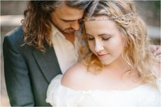 Ever After Wedding Inspiration by Kristen Booth Photography