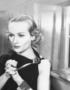 "Carole Lombard ""We called her The Profane Angel because she looked like an angel but she swore like a sailor. She was the only woman I ever knew who could tell a dirty story without losing her femininity."" - Mitchel Leisen"