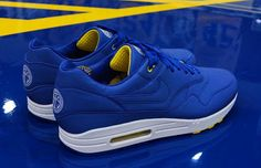 EffortlesslyFly.com - Kicks x Clothes x Photos x FLY SH*T!: Andre Iguodala Designed a Nike Air Max 1 Bespoke a...