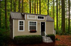 tiny retirement home