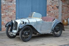 Austin 7 Swallow Two Seater 1930