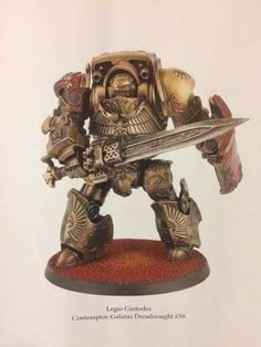 Custodes dreadnought