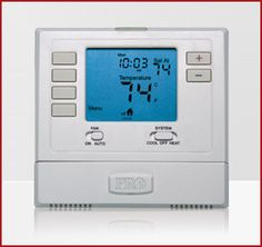 Pro1IAQ Multi-Stage, 5-1-1 Day Programmable T715 Thermostat