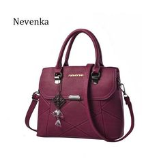 defff18b02fd Nevenka Women Crossbody Bag Female Shoulder Ladies Solid Color Tote  Messenger Bags Travel Wallet For Girls Channels Handbag Sac