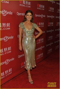 Kate Walsh, Scott Foley & More Support Operation Smile at Annual Smile Gala: Photo #3775301. Kate Walsh wears a sparkling dress while walking the red carpet at Operation Smile's 2016 Smile Gala presented by Ifeng.com on Friday night (September 30) at the…