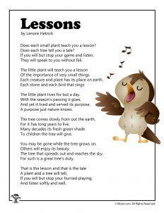 English Poems For Children, Kids Poems, Earth Day, Teaching Kids, Jr, Activities For Kids, Children Activities, Kid Activities, Petite Section