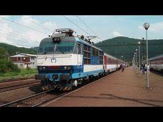 IC 501 MARTINUS.SK odchádza zo stanice Kysak - YouTube Train, Vehicles, Youtube, Car, Strollers, Youtubers, Youtube Movies, Vehicle, Tools