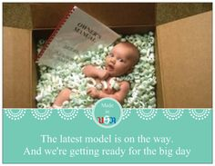 If you or someone you know is expecting the latest model and you need to bring friends and family together to celebrate the arrival, here is the perfect invitation.  Besides Gorgeous Green it comes in Beautiful Blue and Precious Pink.  You can get it customized or straight off the line.  Check it out at www.irishihadthat.com