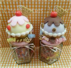 Potes cupcakes                                                                                                                                                                                 Mais