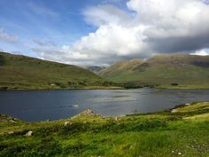 Killary Harbour , Galway