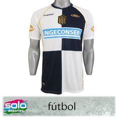 Camiseta Rosario Central Alternativa  Blanco/Azul  Marca: Olimpikus  735020026044001  $369,00 (U$S 75,76)
