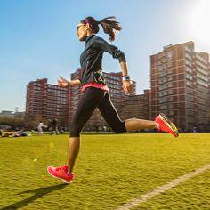 A qué intensidad correr para perder más peso