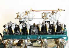 Here is a RAJO Model T engine for #ModelTTuesday! #SpeedwayMotors #Speed #Ford #ModelT