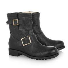 Jimmy Choo biker boots... too expensive but damn nice Moto Boots, Motorcycle aa75081e079e